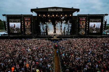 Download Festival 2020 cancelled due to coronavirus outbreak