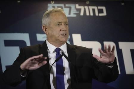 benjamin netanyahu rival benny gantz becomes israel's parliament speaker, signaling deal