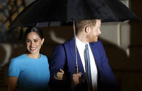 meghan markle reportedly believes that her husband & prince william will end their feud 'eventually'