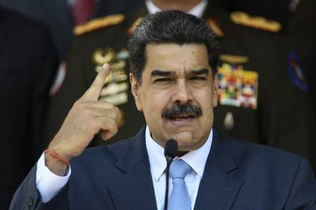 trump administration to designate venezuela as state sponsor of terrorism and charge president maduro, sources say