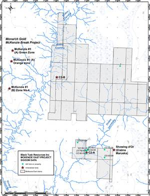 Black Tusk Resources Inc. Submits Drill Permit Application for The McKenzie East Project, Quebec