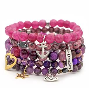 findit featured member chavez for charity sells charity bracelets online that benefit various humanitarian efforts and foundations