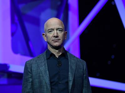 Billionaire Jeff Bezos says he spoke directly to WHO and hinted Amazon might deliver COVID-19 test kits globally
