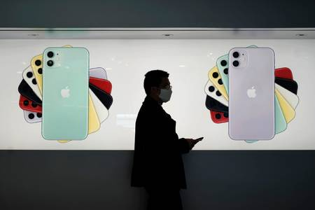 coronavirus is pushing apple's iphone makers to find new manufacturing frontiers outside of china (aapl)