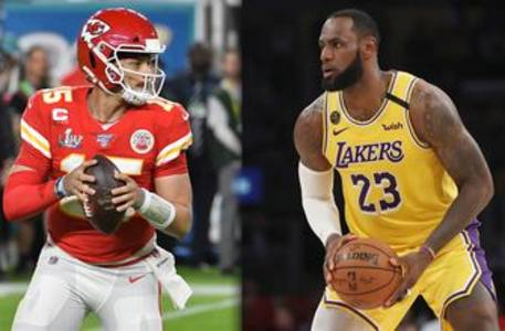 shannon sharpe: lebron can do more to influence a game than patrick mahomes