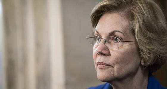 i wouldn't have voted for elizabeth warren, but she's right about coronavirus testing
