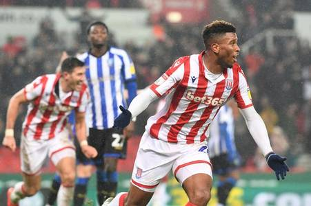 'not right' – stoke city striker clear on what should happen next