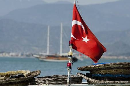turkey slams greece for maritime jurisdiction statement