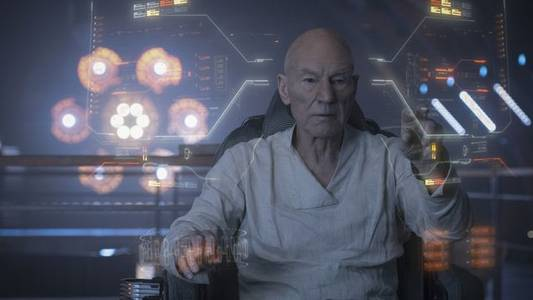 star trek: picard's first season went in a weird, sad direction by the finale