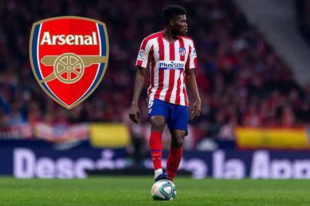 state of play over arsenal transfer target thomas partey