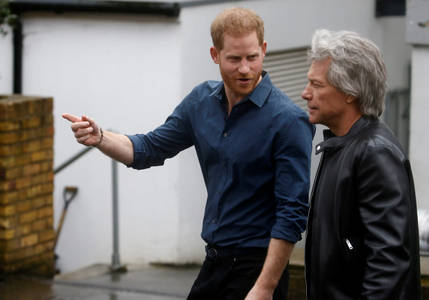 prince harry and bon jovi release charity single in honor of veterans