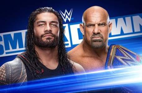 Roman Reigns and Goldberg to meet face-to-face ahead of WrestleMania