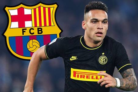 lautaro martinez 'agrees terms' with barcelona amid premier league links