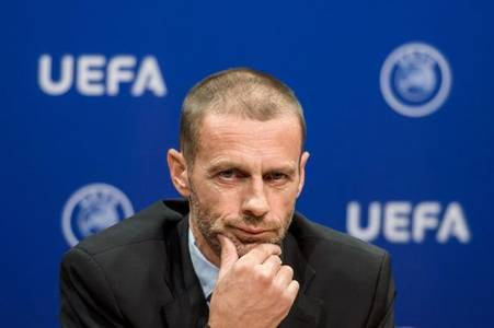 uefa chief admits season is probably lost if no football before end of june
