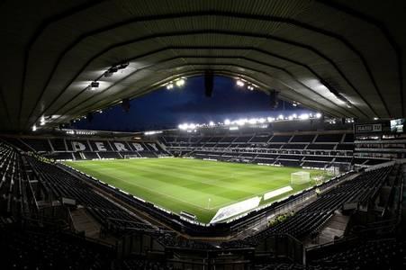 derby  prepare to finish season behind closed doors