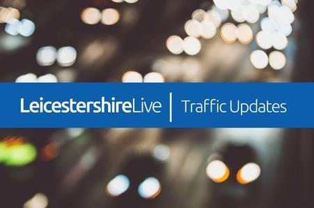 Live updates: A5 shut near Hinckley after 'bridge strike'
