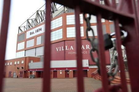 former chief exec talks targets as aston villa linked with striker