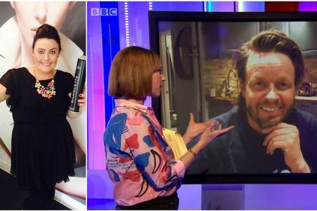 salon owner's fury over the one show hair segment
