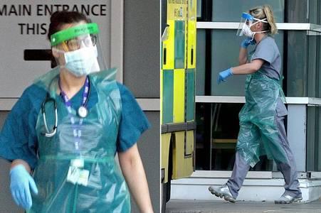 live lockdown updates as nhs braces for huge surge in virus cases