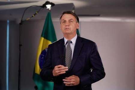 Brazil's Bolsonaro questions coronavirus statistics, says 'sorry, some will die'