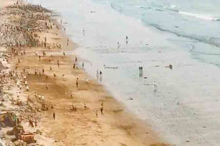 Coronavirus outbreak: Alaya F spots revellers at the beach; asks people to stay indoors