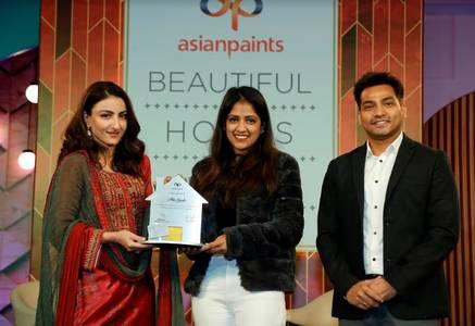 asian paints announces winners of delhi beautiful homes 2020