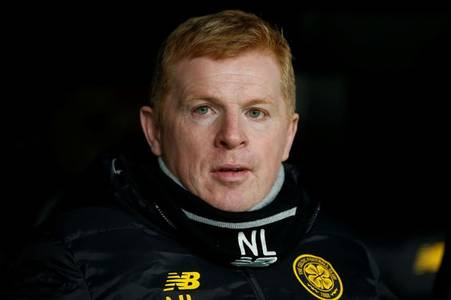neil lennon points to derby decision that brought covid-19 impact home