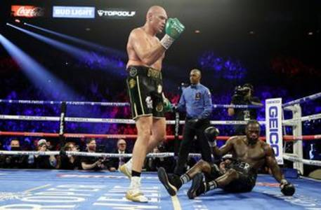 relive tyson fury's epic defeat of deontay wilder in wilder-fury ii