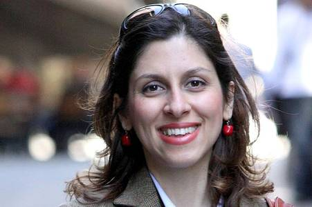 nazanin zaghari-ratcliffe's temporary prison leave from iran jail extended