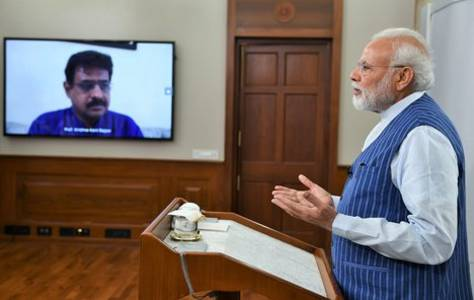pm seeks forgiveness for lock down, says india will defeat virus
