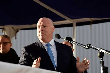 jim mccoll in rangers tease as 'scotland's richest man' teases takeover