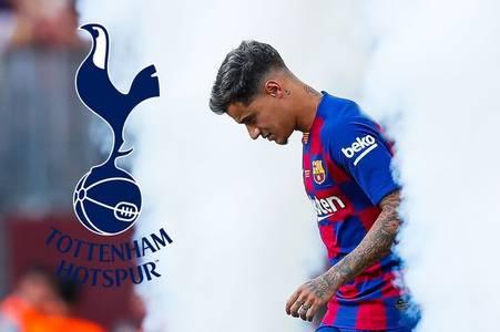 Philippe Coutinho's agent rubbishes Tottenham rumours
