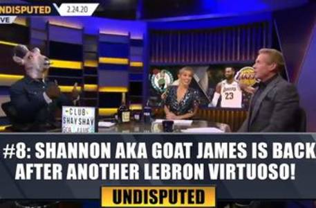 #8 shannon aka goat james is back after another lebron virtuoso! | top 10 moments of the year