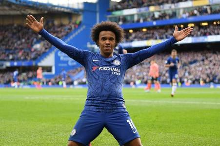 arsenal and tottenham transfer boost from willian after latest revelation