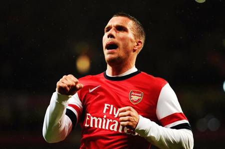 arsenal hero podolski addresses liverpool transfer rumour and man city talks