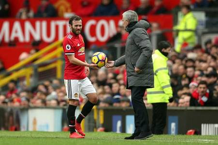 juan mata discusses jose mourinho relationship after first man utd conversation