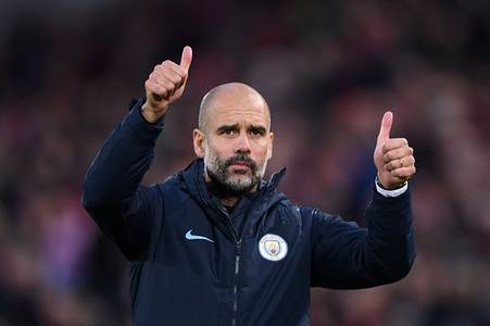 man city 'put together three-man manager list' for pep guardiola replacement