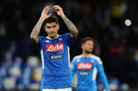 man utd contacting agent of napoli's di lorenzo despite wan-bissaka form