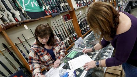 poll: one in 20 households bought a gun in response to covid-19
