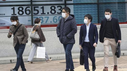 tokyo sees record spike in coronavirus cases