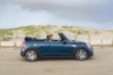 2021 mini cooper s convertible sidewalk edition offers brand's only manual transmission