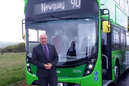 Reduced emergency bus routes running during coronavirus crisis