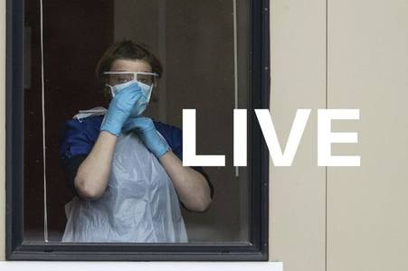Coronavirus LIVE with new figures, lockdown latest and more