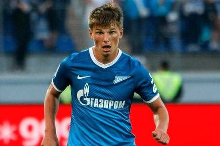 andrey arshavin brushes off zenit rumours on the way to beating rangers