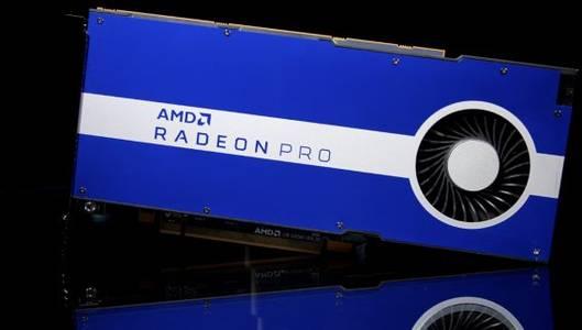 hands on with amd's new radeon pro w5500 workstation gpu