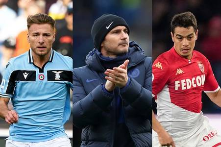 four strikers who chelsea must target in the transfer window