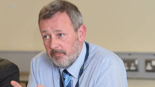 Health watchdog chief to take control of Public Health Agency during coronavirus fight in Northern Ireland