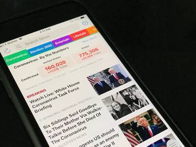 ai-powered news aggregator smartnews has seen a huge spike in users who are downloading the app to read 'hyper-local' coronavirus coverage