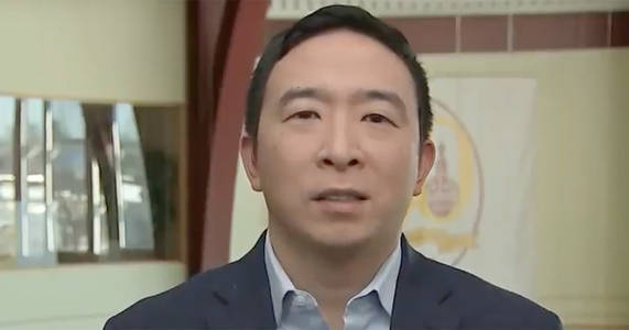 Two Months After Ending Presidential Bid, Andrew Yang Is Now Hosting a Podcast Called 'Yang Speaks'