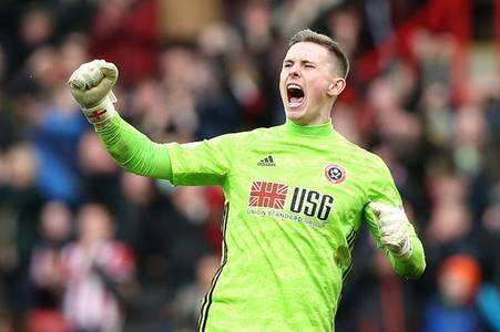 dean henderson talks over sheffield united stay 'came as surprise to man utd'